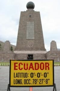equator equador
