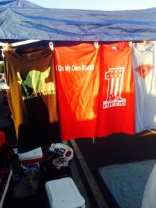Lot T-shirts